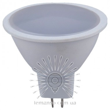 Лампа Lemanso св-ая MR16 5,0W 400LM 6500K 220-V матовая / LM741 описание, отзывы, характеристики