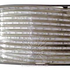 Дюралайт-лента LEMANSO 60LED IP68 жёлтая 230V 5W/м 360LM / LM588