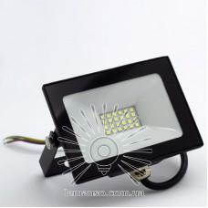 Прожектор LED 30w 6500K IP65 1800LM LEMANSO чёрный/ LMP9-34