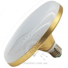 Лампа Lemanso LED НЛО 24W E27 1440LM золото 85-265V / LM728