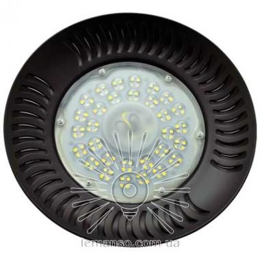 Светильник Lemanso LED подвесной IP55 100W 7500LM 6500K / CAB112 D=300 описание, отзывы, характеристики