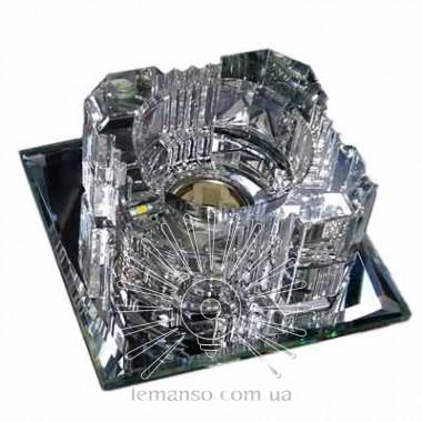 Спот Lemanso ST103 прозрачный-серебро G9 35W + 6штук smd2835 4000К с драйвером описание, отзывы, характеристики