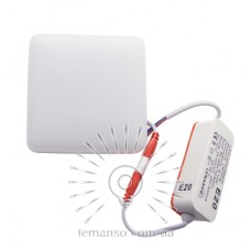 LED панель Lemanso 10W 900LM 6500K 85-265V IP20 / LM1078