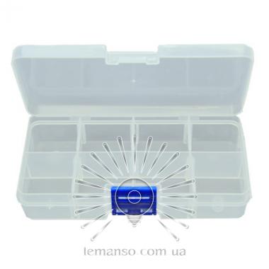 Органайзер 140*70*30мм LEMANSO LTL13036 пластик описание, отзывы, характеристики