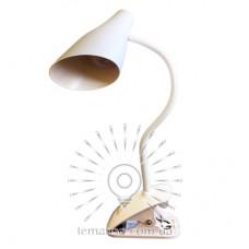 Н/лампа Lemanso 5W 320LM прищепка, 4 уровня регулировки белая/ LMN090
