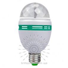 Лампа Lemanso LED ДИСКО E27 RGB 3W 230V / LM337