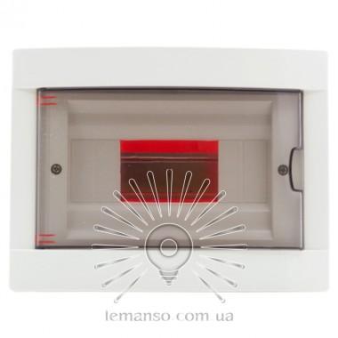 Коробка под 8 автоматов LEMANSO внутренняя, ABS / LMA102 описание, отзывы, характеристики