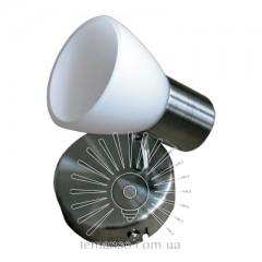 Спот Lemanso ST142-1 одинарный G9 / 40Wматовый хром