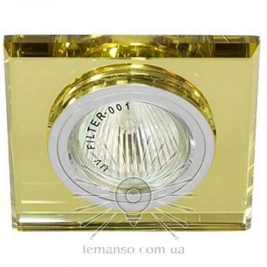 Спот Lemanso ST151 жёлтый-хром GU5.3 описание, отзывы, характеристики