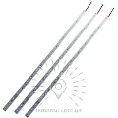 LED полосы LEMANSO IP20 0,5m 30SMD 2835 12V 6W белый 20LM/LED / LM551