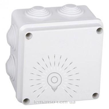 Расп. коробки LEMANSO 245*190*75 квадрат / LMA212 с резиновыми заглушками описание, отзывы, характеристики
