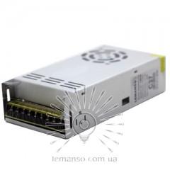 Блок питания металл LEMANSO для LED ленты 12V 360W / LM836  200*98*50mm
