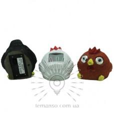 Светильник LED газон Lemanso с выкл., 2LED белый IP44 6мес. / CAB136 цыплята