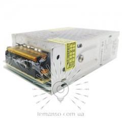 Блок питания металл LEMANSO для LED ленты 12V 60W / LM820 110x78x38mm
