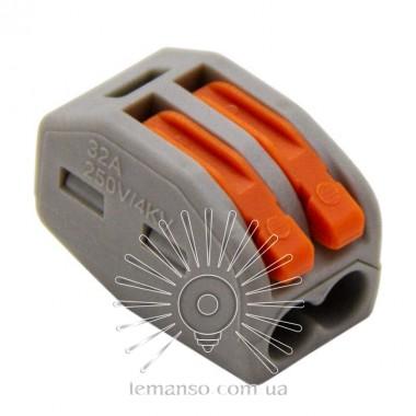 Клемма соединительная (2-я) Lemanso 32A/400V / LMA300 описание, отзывы, характеристики