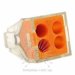 Клемма соединительная (4-я) Lemanso / LMA306