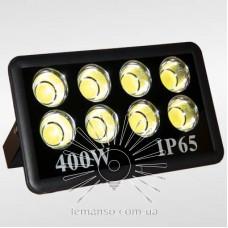 Прожектор LED 400w 6500K 8LED IP65 36000LM LEMANSO чёрный/ LMP14-400