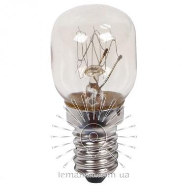 Лампа Lemanso T22 25W E14 220-240V 300 прозрачная, для микроволновки описание, отзывы, характеристики