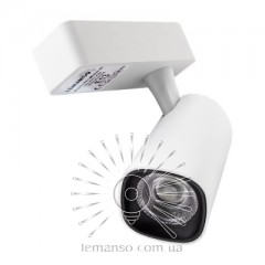Трековый светильник LED Lemanso 20W 1800LM 6500K 185-265V белый / LM3214-20
