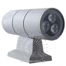 Подсветка для стены LED Lemanso 6W 6500K IP65 85-265V / LM991