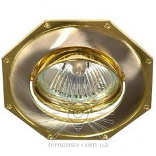 Спот Lemanso DL83 титан - золото MR16 /305