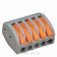 Клемма соединительная (5-я) Lemanso 32A/400V / LMA302