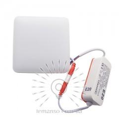 LED панель Lemanso 10W 900LM 4500K 85-265V IP20 / LM1078