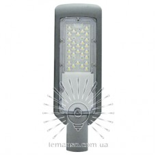 Lamp on the pillar SMD Lemanso 30W 3000LM 6500K 1KV gray/ CAB61-30