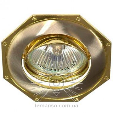 Спот Lemanso DL83 титан - золото MR16 /305 описание, отзывы, характеристики