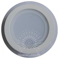 LED панель Lemanso 12W 840LM 4500K круг / LM432
