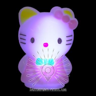 Nightlight Lemanso Kitty pink/ NL117 - description, characteristics, reviews
