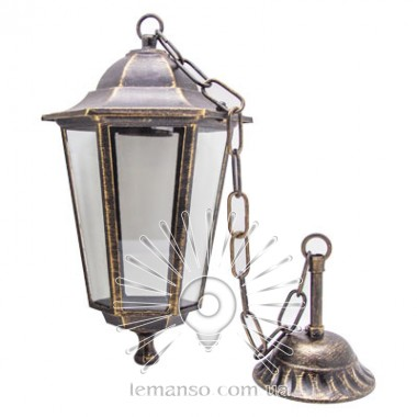 Светильник Lemanso PL6105 античное золото на цепочке 60W описание, отзывы, характеристики