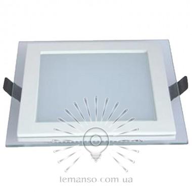 LED панель Lemanso 12W 840LM 4500K квадрат/ LM436 описание, отзывы, характеристики