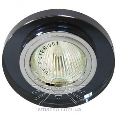 Спот Lemanso ST150 чёрный-хром GU5.3 описание, отзывы, характеристики