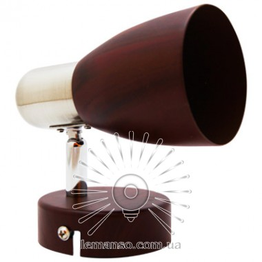Спот Lemanso ST196-1 одинарный E14 / 40W вишня описание, отзывы, характеристики