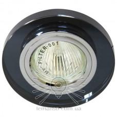 Спот Lemanso ST150 чёрный-хром GU5.3