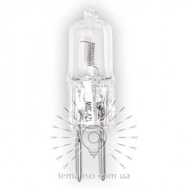 Light bulb Lemanso JC 20W 12V G4.0 caps