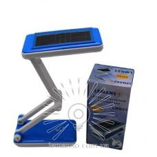 Базука Lemanso 5W 192LM 230V синя + сонячна батарея / LMB21