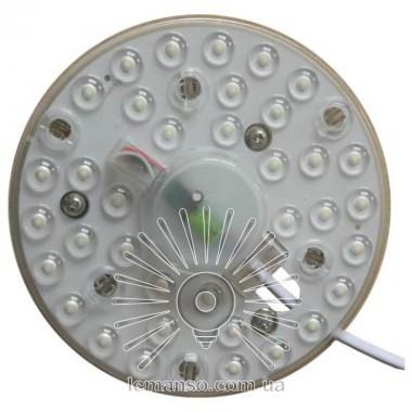 LED модуль Lemanso 2835 48LED 165-265V 1800LM 24W 6500K магнит/ LR107 описание, отзывы, характеристики