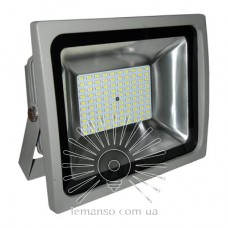 Прожектор LED 50w 6500K IP65 100LED LEMANSO серый / LMP7-50
