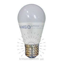 Light bulb Lemanso LED 7W G45 E27 520LM 4000K 175-265V / LM242