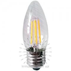 Лампа Lemanso LED C35 E27 4W 4LED 420LM 4500K / LM391