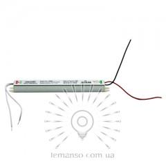 Блок питания тонкий LEMANSO для LED ленты 12V 18W / LM850  192*18*18mm