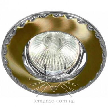 Спот Lemanso DL82 золото - хром mr16 /125 описание, отзывы, характеристики