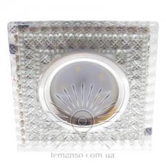 Спот Lemanso ST6304 прозрачный MR16 + подсветка 3W RGB с драйвером