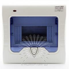 Коробка под 4-6 автоматов LEMANSO внутренняя, ABS / LMA105