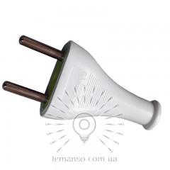 Вилка прямая Lemanso белая / LMA052