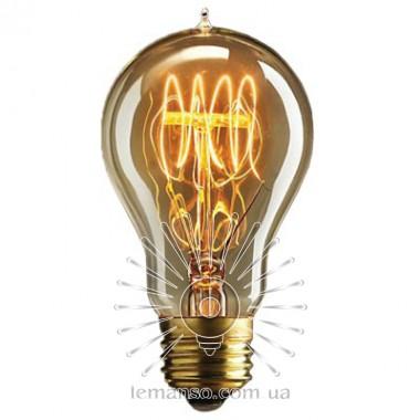 Лампа Эдисона Lemanso 40W E27 220-240V 2700K / LM720 описание, отзывы, характеристики