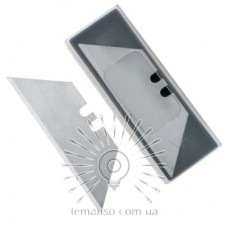 Slanting blades for knife 10pcs LEMANSO LTL80011
