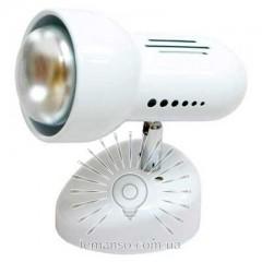 Спот Lemanso ST189-1 60W R50 E14 металл без выкл. / белый